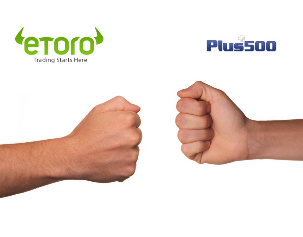 eToro vs Plus500