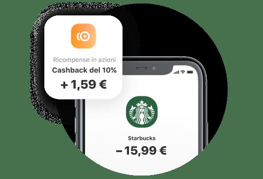 Vivid Money cashback