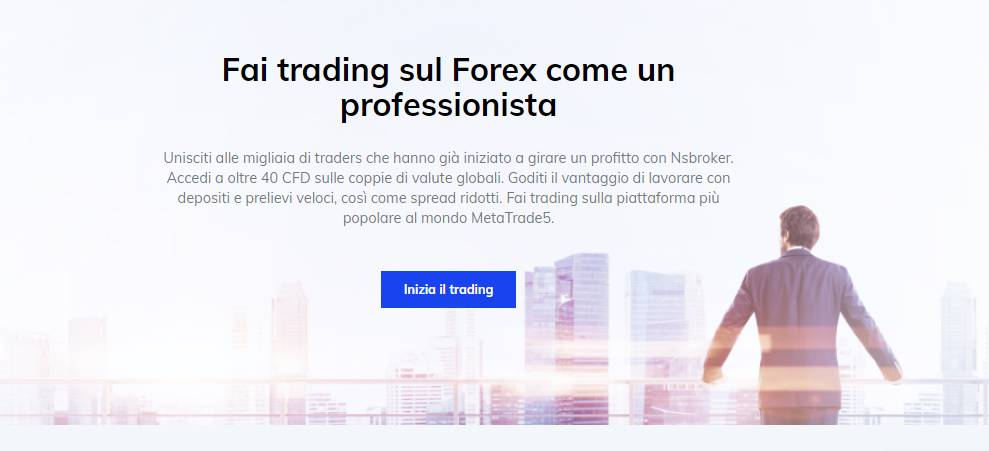 NSBroker trading