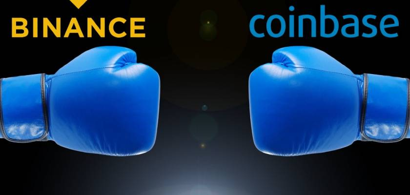 Binance vs Coinbase