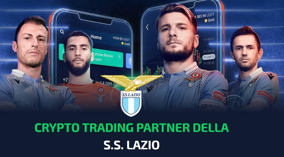 StormGain Lazio